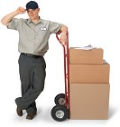 we can organise deliveries for you