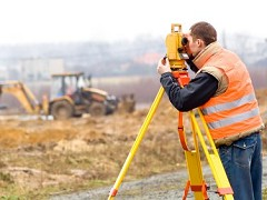 Surveying your property!