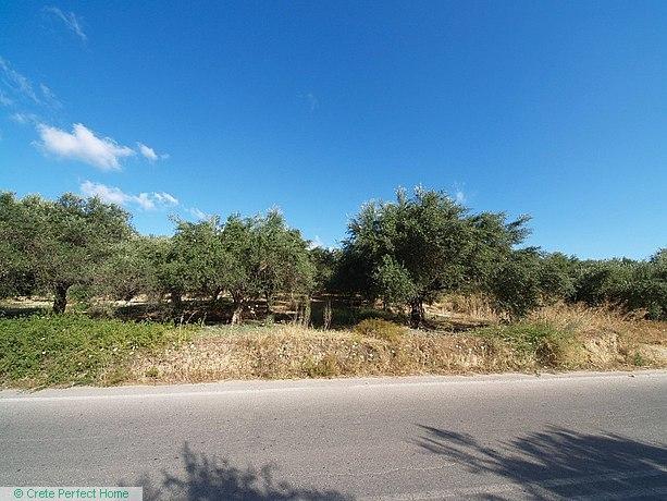 Bargain building plot with panoramic rural views
