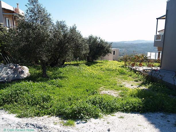 Level plot within village limits, sea & mountain views