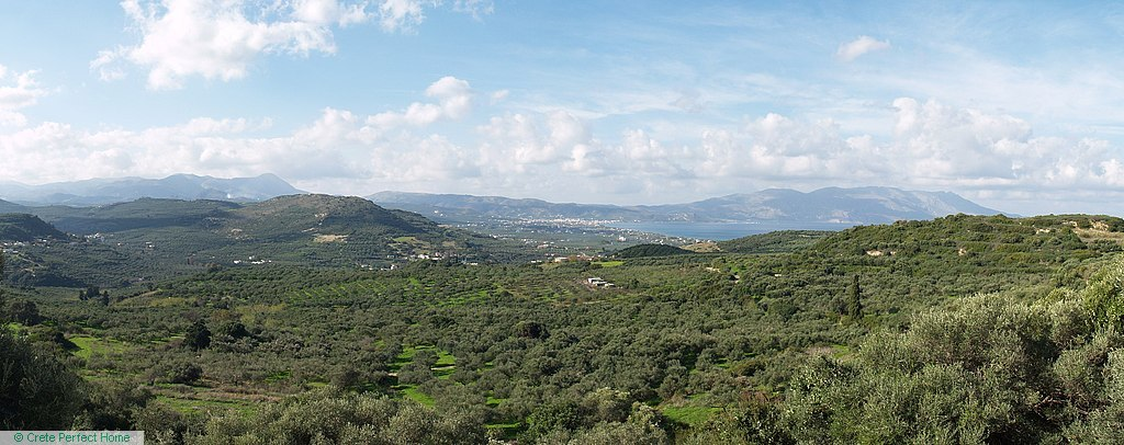 Steep plot with amazing views & large build allowance