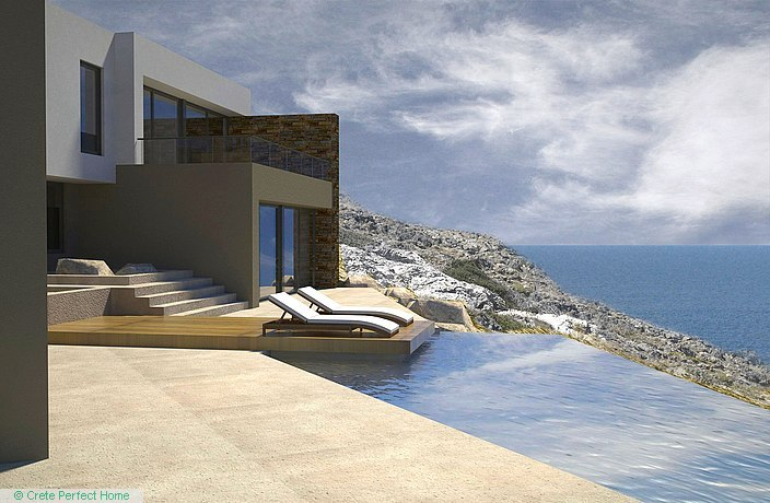 Off-plan deluxe 4-bedroom villa with seaside pool & fantastic views