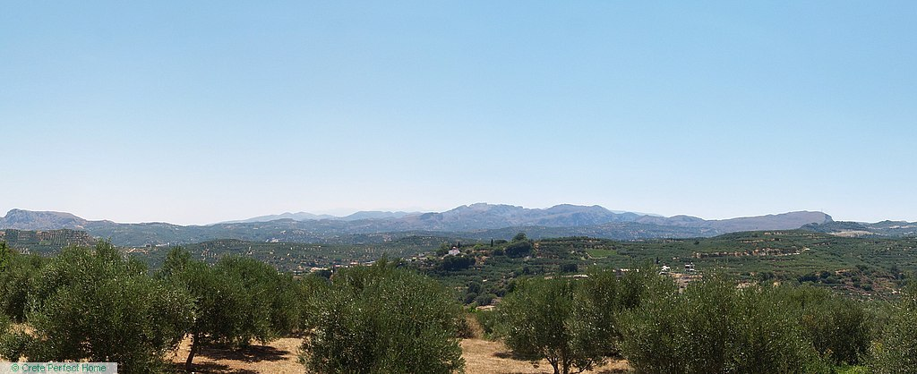 Elevated plot with huge build allowance, panoramic views