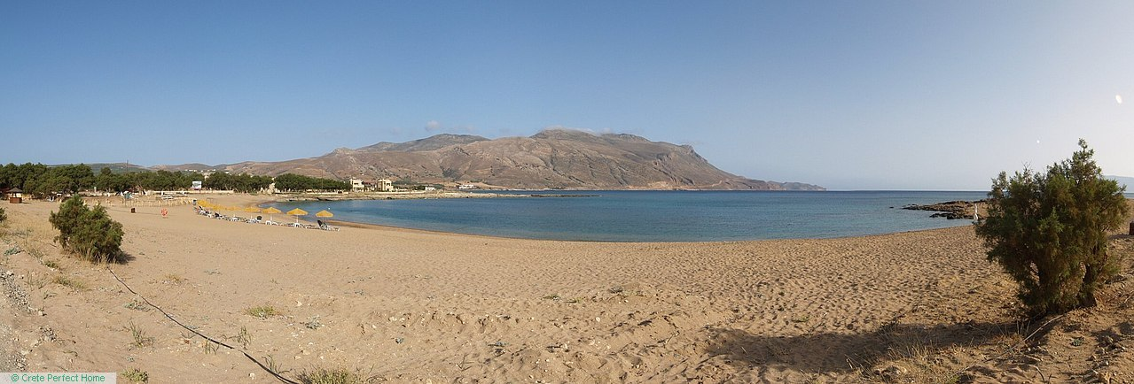 Huge beach side plot with beautiful sea & mountain views